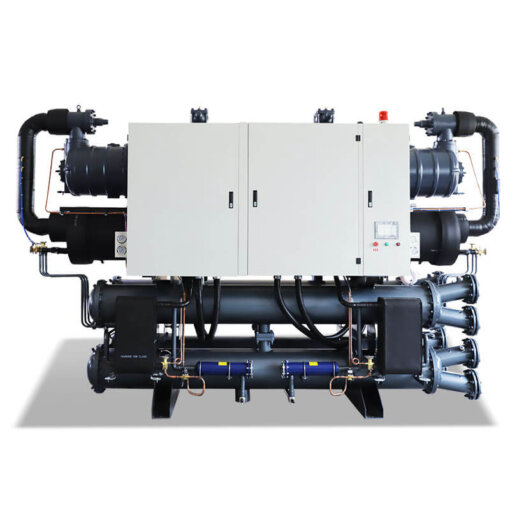 Heat-recycling Water Cooled Custom Chiller