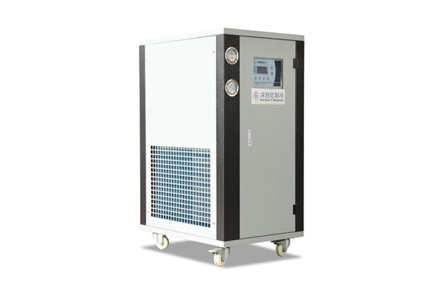 portable air cooled chiller-s